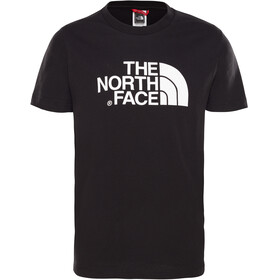 The North Face Easy Shortsleeve Shirt Children white/black